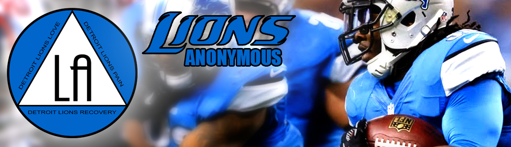 9289ed3e683fb Wildcard Preview  Lions at Cowboys   Lions Anonymous